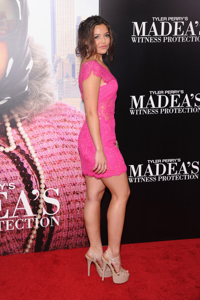 Danielle Campbell Photos Quot Tyler Perry S Madea S Witness