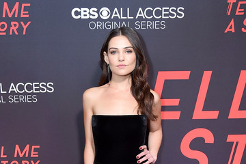 Danielle Campbell  CBS All Access' 'Tell Me A Story' New York Premiere