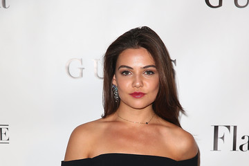 Danielle Campbell  Flaunt And Guess Celebrate The Alternative Facts Issue Hosted By Joe Jonas And DNCE