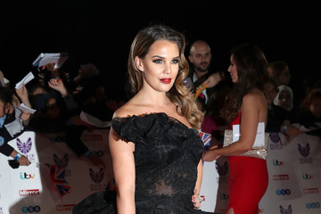 Danielle Lloyd Pride Of Britain Awards - Red Carpet Arrivals