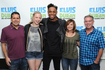Danielle Monaro Avery Wilson Visits 'The Elvis Duran Z100 Morning Show'