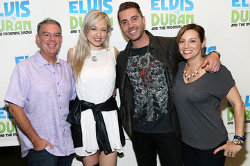 Danielle Monaro American Idol Winner Nick Fradiani Visits 'The Elvis Duran Z100 Morning Show'