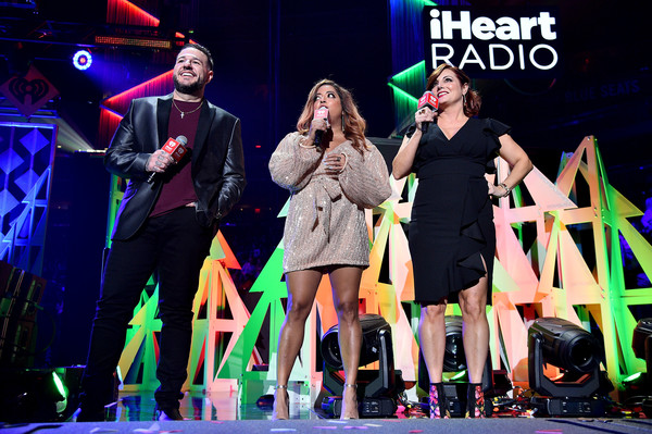 iHeartRadio's Z100 Jingle Ball 2019 Presented By Capital One - Show [performance,entertainment,performing arts,event,stage,heater,musical theatre,public event,musical,song,medha gandhi,danielle monaro,new york city,capital one,iheartradio,z100 jingle ball,mo bounce]