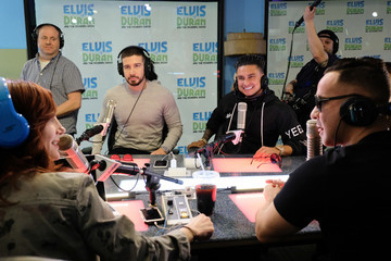 Danielle Monaro Cast Of 'Jersey Shore Family Vacation' Visits 'The Elvis Duran Z100 Morning Show'