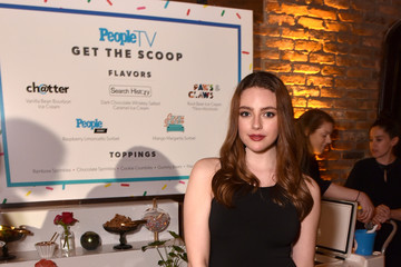 Danielle Rose Russell Entertainment Weekly & People New York Upfronts Party 2018 - Inside