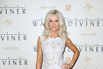 Danielle Spencer 'The Water Diviner' Premieres in Sydney