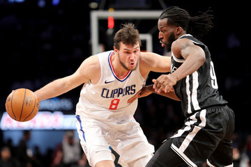 Danilo Gallinari Los Angeles Clippers v Brooklyn Nets