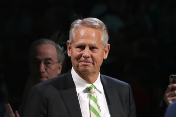 Danny Ainge Miami Heat v Boston Celtics