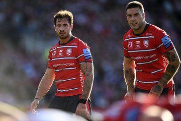 Danny Cipriani Gloucester Rugby vs. Harlequins - Gallagher Premiership Rugby