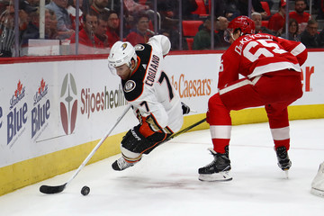 Danny DeKeyser Anaheim Ducks v Detroit Red WIngs