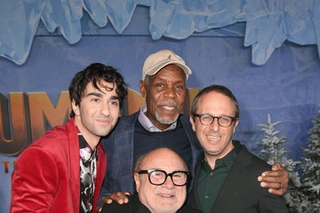 """Danny DeVito Premiere Of Sony Pictures' """"Jumanji: The Next Level"""" - Red Carpet"""