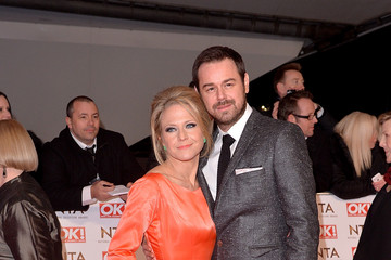 Danny Dyer Arrivals at the National Television Awards