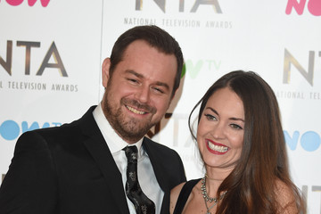 Danny Dyer National Television Awards - Winners Room