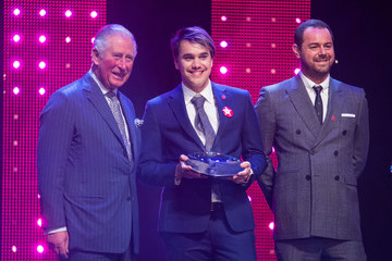 Danny Dyer The Prince Of Wales Attends The Prince's Trust Awards