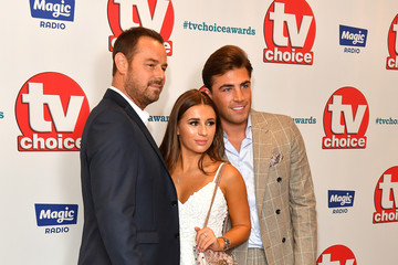 Danny Dyer TV Choice Awards - Red Carpet Arrivals