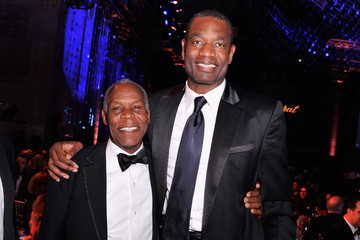 Danny Glover Inside the 9th Annual UNICEF Snowflake Ball