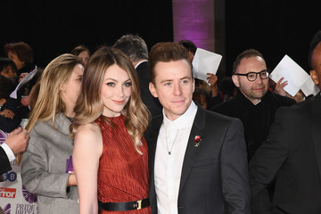 Danny Jones Pride Of Britain Awards 2018 - Red Carpet Arrivals