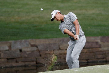 Danny Lee PGA Championship - Preview Day 3