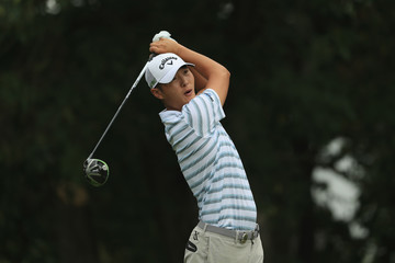 Danny Lee PGA Championship - Round Two