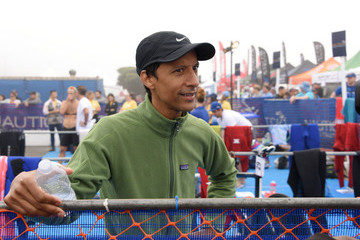 Danny Pudi Nautica Malibu Triathlon Presented by Equinox