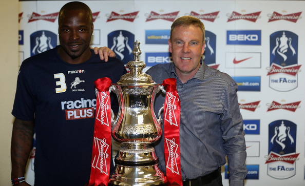 Millwall Press Conference []
