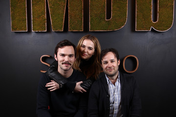 Danny Strong The IMDb Studio At The 2017 Sundance Film Festival Featuring The Filmmaker Discovery Lounge, Presented By Amazon Video Direct: Day Four - 2017 Park City
