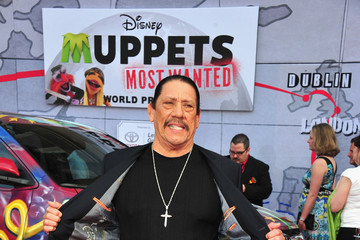 Danny Trejo 'Muppets Most Wanted' Premieres in Hollywood — Part 3