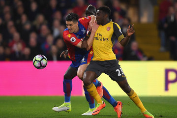 Danny Welbeck Crystal Palace v Arsenal - Premier League