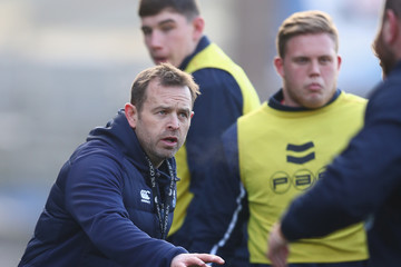 Danny Wilson Cardiff Blues v Bristol Rugby - European Rugby Challenge Cup