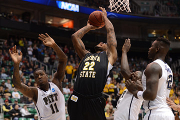 Dante Taylor Wichita State Shockers v Pittsburgh Panthers