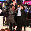 Dante de Blasio Moet & Chandon Toasts 2015 As The Official Champagne Of New Year's Eve In Times Square