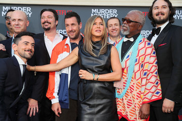 Dany Boon L.A. Premiere Of Netflix's 'Murder Mystery' - Red Carpet