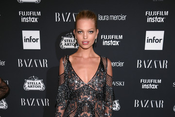 Daphne Groeneveld Harper's BAZAAR Celebrates 'ICONS By Carine Roitfeld' At The Plaza Hotel Presented By Infor, Laura Mercier, Stella Artois, FUJIFILM And SWAROVSKI - Red Carpet