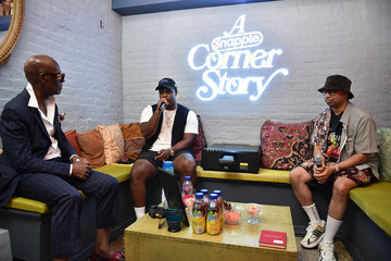 Dapper Dan A$AP Ferg & Snapple Exclusive VIP Screening Of A Snapple Corner Story: A Documentary Honoring Local NYC Bodegas