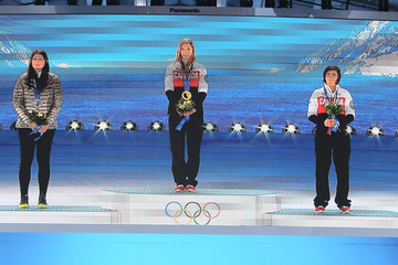Dara Howell Winter Olympics: Medal Ceremonies