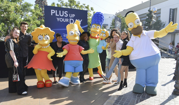 Disney+ Official U.S. Launch Party At The Grove