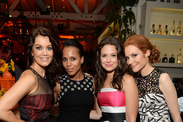Darby Stanchfield Katie Lowes Variety and Women in Film Emmy Nominee Celebration