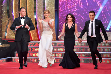 Darcey Bussell Bruno Tonioli Strictly Come Dancing 2017 - Red Carpet Launch