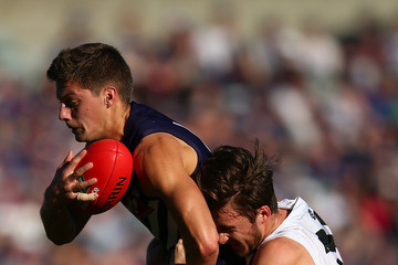 Darcy Tucker AFL Rd 11 - Fremantle v Collingwood