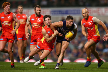 Darcy Tucker AFL Rd 20 - Fremantle v Gold Coast