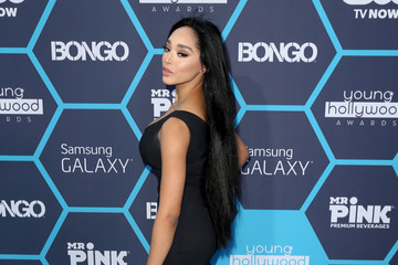 Darnaa Arrivals at the Young Hollywood Awards — Part 3
