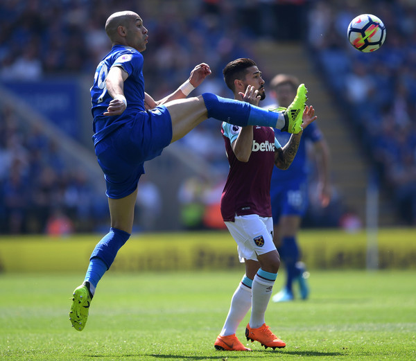 Leicester City vs. West Ham United - Premier League