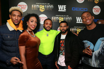 Darnell King WEtv Celebrates The Return Of Growing Up Hip Hop Season 4