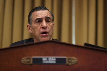 Darrell Issa Judges From Ninth Circuit Appeals Court Testify Before House Judiciary Cmte