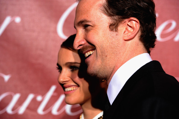 who is natalie portman married to. natalie portman and