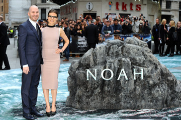 Darren Aronofsky 'Noah' Premieres in London — Part 3