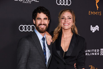 Darren Criss Mia Swier Television Academy Honors Emmy Nominated Performers - Arrivals