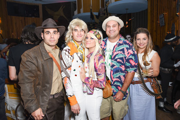 Darren Criss Podwall Entertainment's 9th Annual Halloween Party Presented By Makers Mark