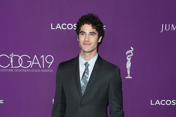 Darren Criss 19th CDGA (Costume Designers Guild Awards) - Arrivals and Red Carpet