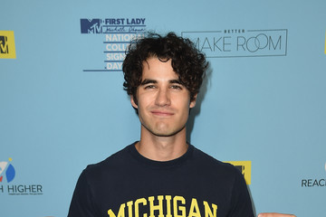 Darren Criss 3rd Annual College Signing Day - Backstage